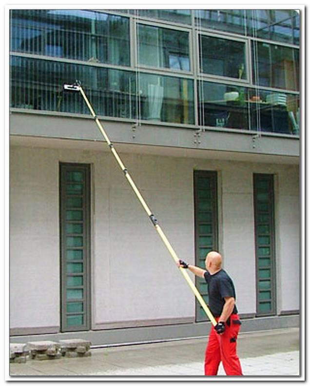 Teleskopstange F?R Fenster Putzen