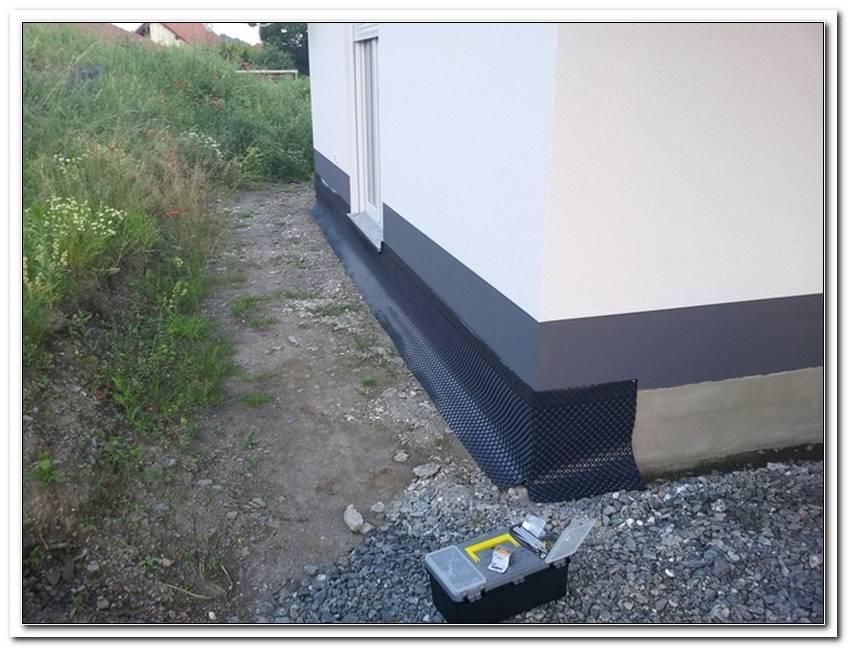 Terrasse Abdichten Anleitung