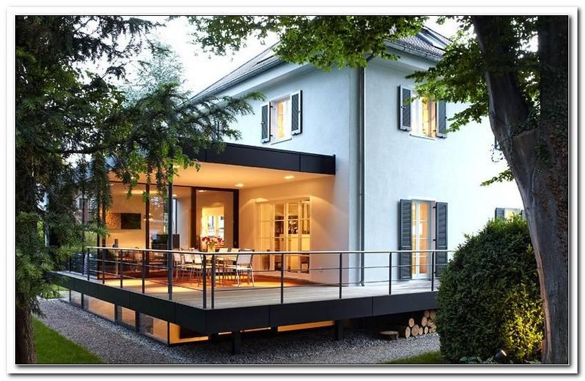 Terrasse Am Haus Anbauen