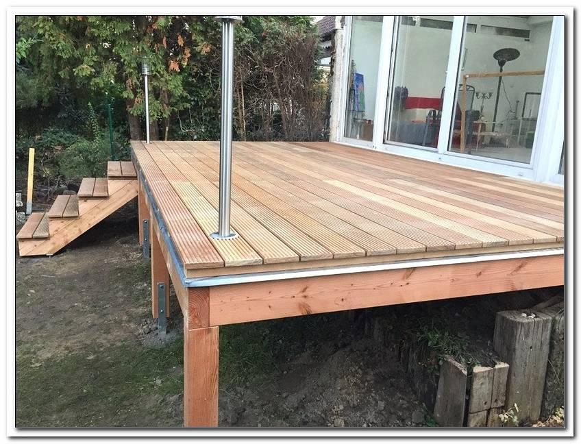 Terrasse Auf Stelzen Bauanleitung