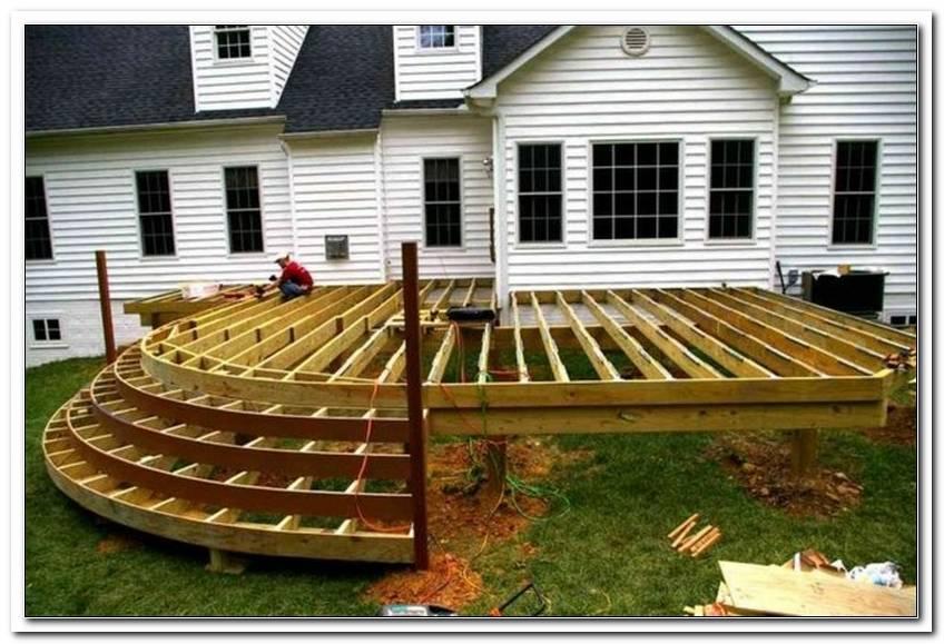 Terrasse Selber Bauen Kosten