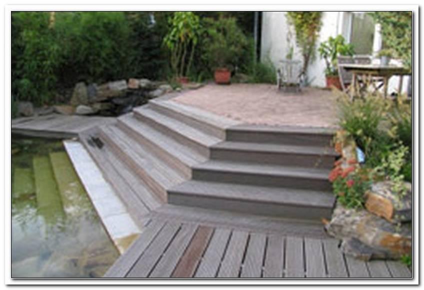 Terrasse Treppe ?Ber Eck