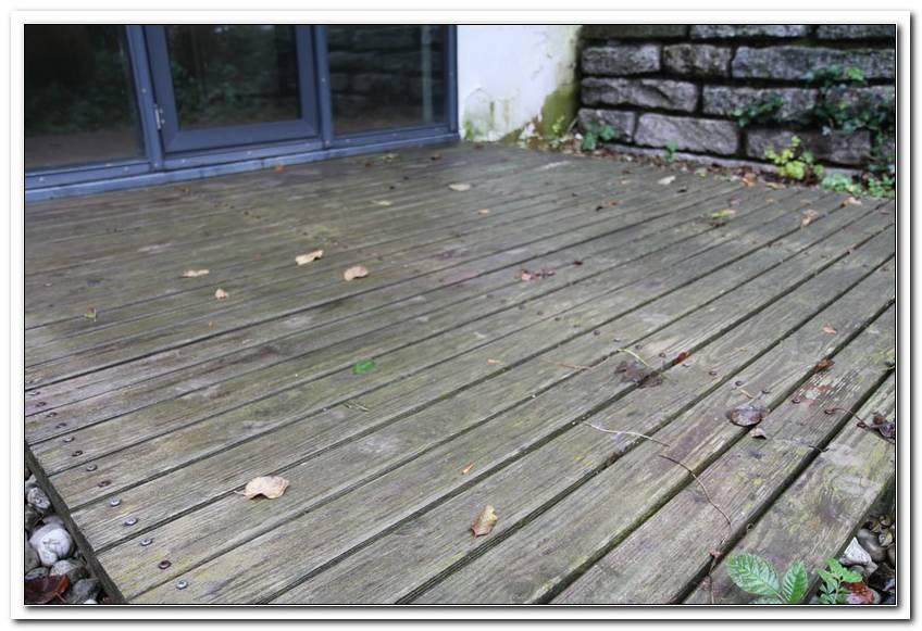 Terrasse Tropenholz Pflege