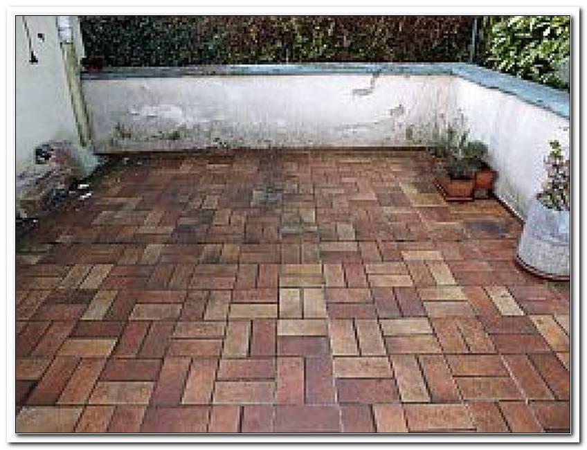 Terrasse Undicht Sanieren