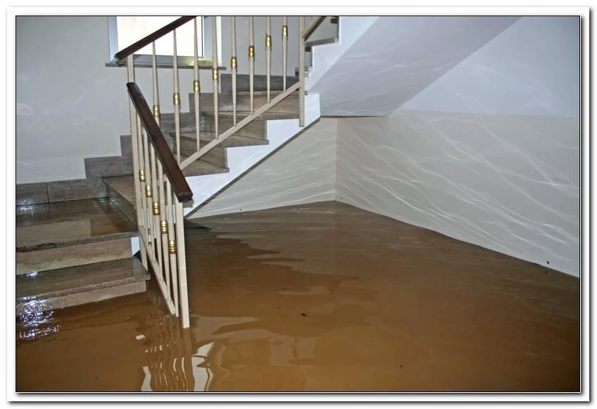 Terrasse Undicht Versicherung