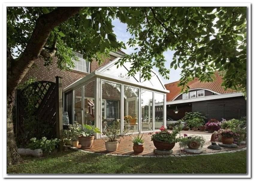Terrasse Zum Wintergarten Umbauen