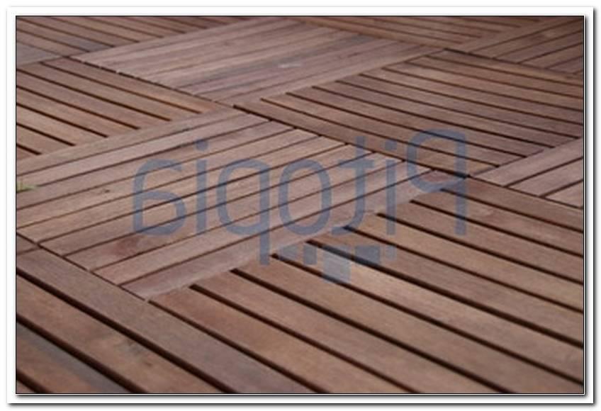 Terrassen Bodenplatten Holz