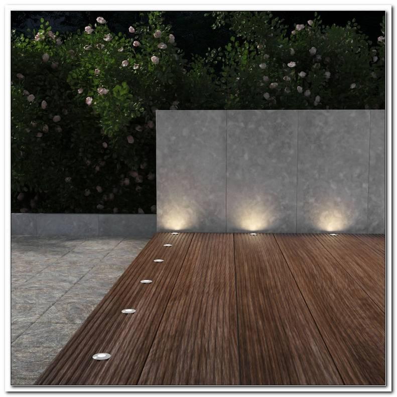 Terrassen Einbauleuchten
