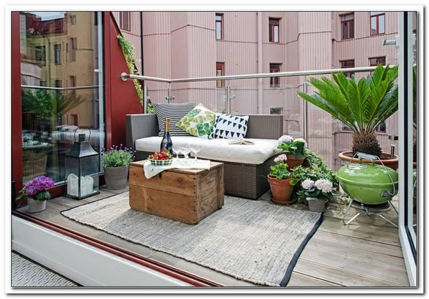 Terrassen Einrichten
