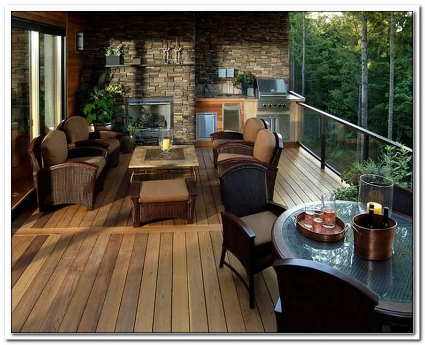 Terrassen Einrichtung