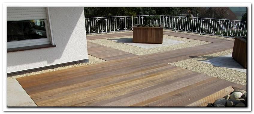 Terrassen Holzbelag