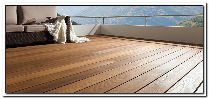 Terrassen Holzdielen