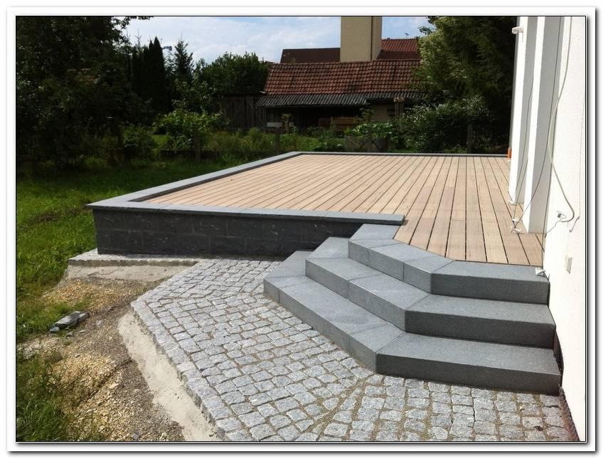 Terrassen Ideen Aus Stein