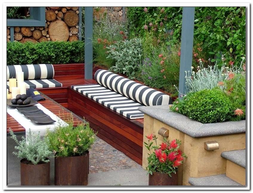 Terrassen Ideen Deko