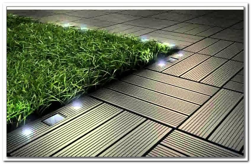 Terrassen Klickfliesen Wpc