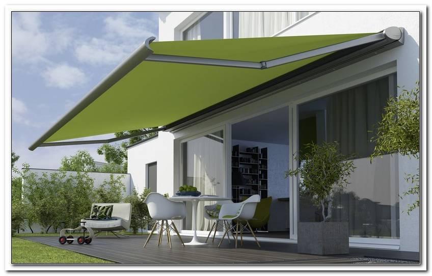 Terrassen Markise Elektrisch