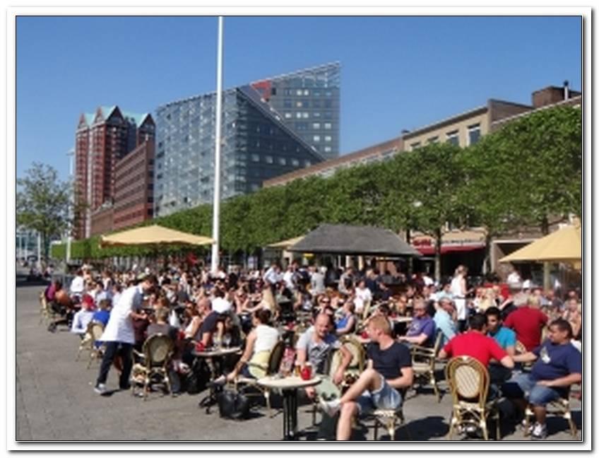 Terrassen Rotterdam