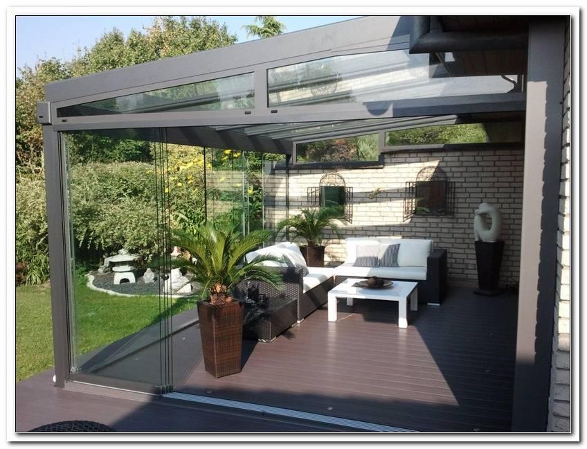 Terrassen?Berdachung Alu Glas Inkl Montage