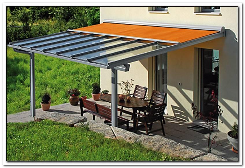 Terrassen?Berdachung Alu Glas Mit Beschattung Preis
