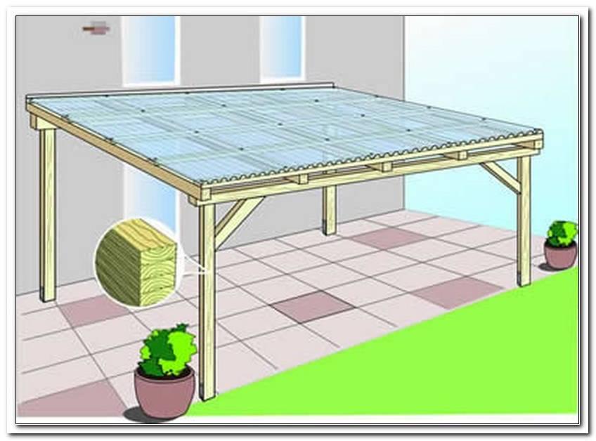 Terrassen?Berdachung Holz Freistehend Konfigurator