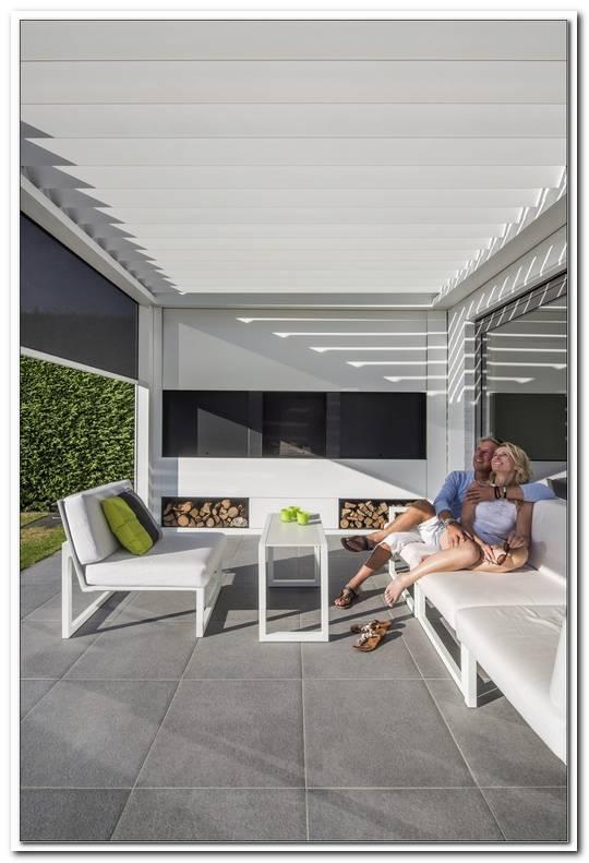 Terrassen?Berdachung Living Deluxe