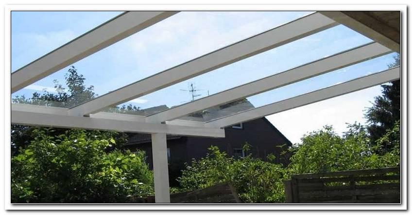 Terrassen?Berdachung Plexiglas Oder Polycarbonat