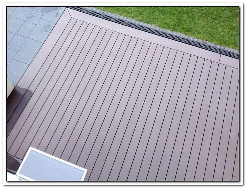 Terrassenbelag Kunstholz