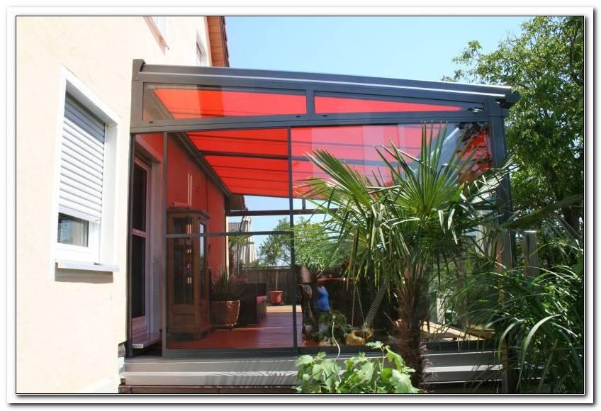 Terrassend?Cher Glas Stahl