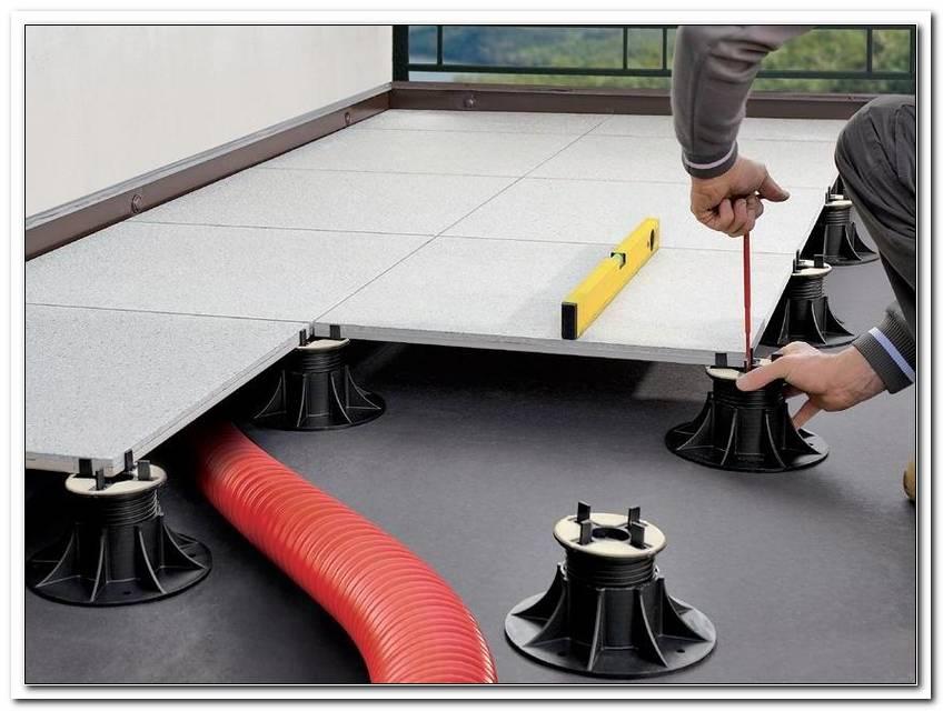Terrassenplatten Auf Plattenlager Verlegen