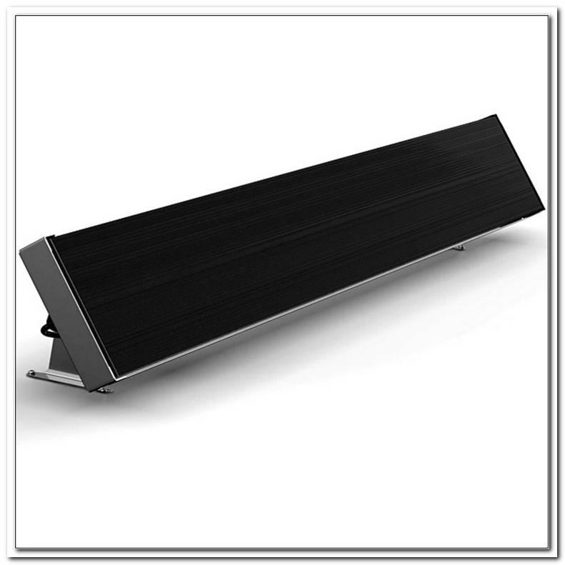 Terrassenstrahler Infrarot Dunkelstrahler