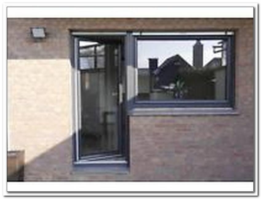Terrassent?R Mit Fenster Verbinden