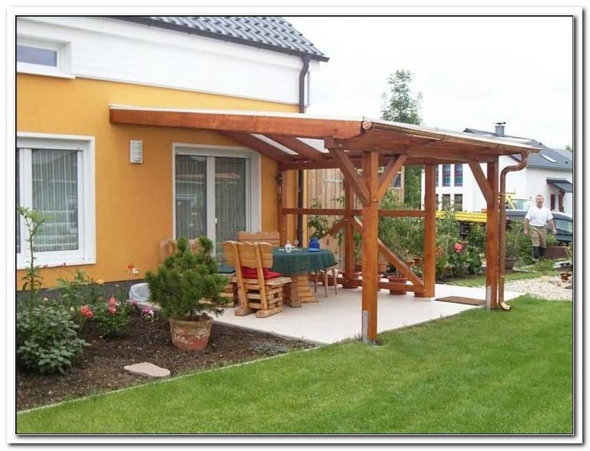Terrassenuberdachung Holz Dortmund