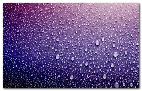 Textured Wall With Water Drops HD Wallpaper
