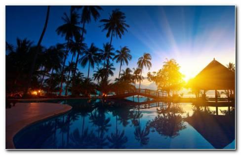 Thailand paradise HD wallpaper