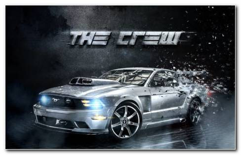 The Crew Gameplay HD Wallpaper