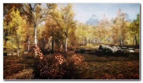 The Elder Scrolls V Skyrim HD Wallpaper