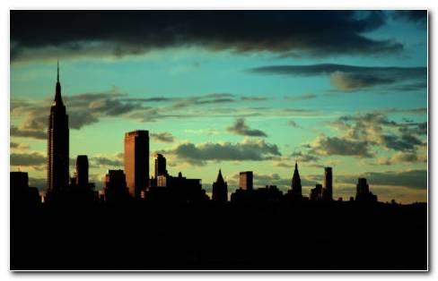 The City Of New York HD Wallpaper