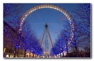 The London Eye Hd Wallpaper Fullhdwpp Full Wallpapers