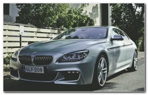 The silver auto HD wallpaper