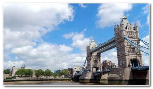 Tower Bridge London HD Wallpaper