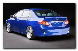 Toyota Corolla Wallpaper 4997 Hd Wallpapers