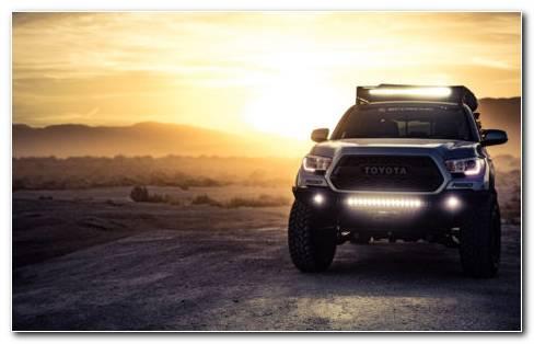 Toyota Car Models HD Wallpaper