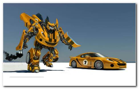 Transformers Toy HD Wallpaper