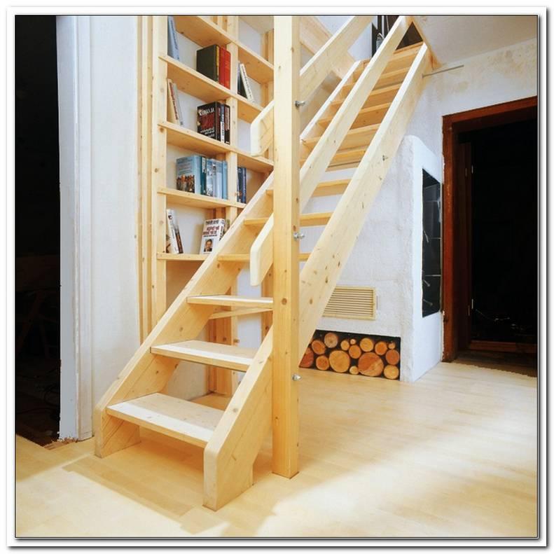 Treppe Zum Dachboden Selber Bauen