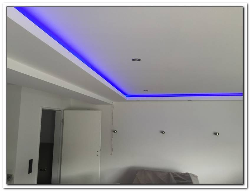 Trockenbau Indirekte Beleuchtung