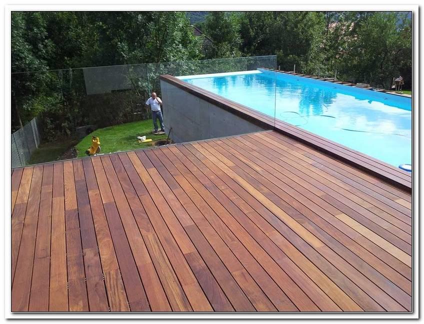Tropenholz Terrasse Ipe