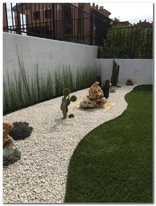 Un Giardino Da Guardare Giardino Roccioso In Stile Di AbitoVerde
