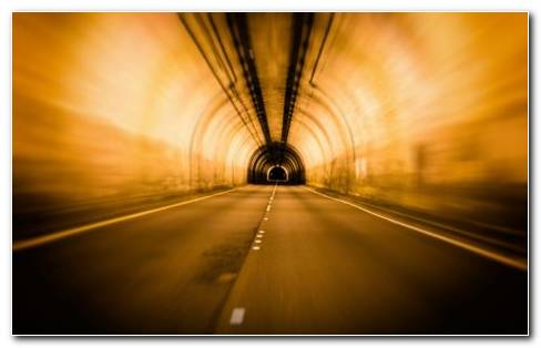 Underground Tunnel HD Wallpaper New