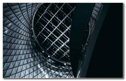 Unique Architecture HD Wallpaper