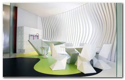 Unique Chairs HD Wallpaper